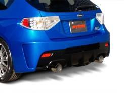 Бампер. Subaru Impreza WRX STI, GRB