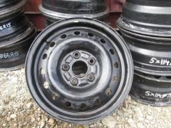 Nissan. 6.5x15, 5x114.30, ЦО 64,0мм.