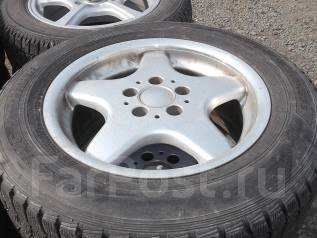 Продам литые диски R16,made in Japan. 7.5x16, 5x114.30, ET45
