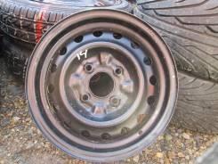 Nissan. 5.0x14, 4x114.30, ЦО 66,0мм.