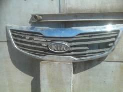 Решетка радиатора. Kia Sportage