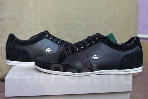 Продам мужские кроссовки Lacoste - Обувь в Хабаровске a36fe2f1ecc5e