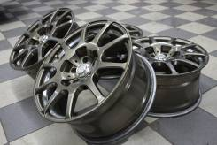 Racing Hart. 8.0/9.0x18, 5x114.30, ET36/44, ЦО 73,0 мм.