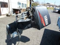 Yamaha. 70,00л.с., 2х тактный, бензин, нога L (508 мм), Год: 2004 год