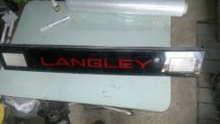 Вставка багажника. Nissan Langley