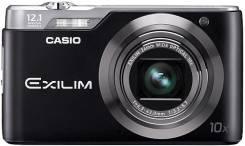 Casio Exilim Hi-Zoom EX-H5. 10 - 14.9 Мп, зум: 10х