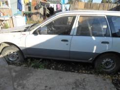 Дверь боковая. Nissan AD Nissan AD Van, 10 Двигатель JA15
