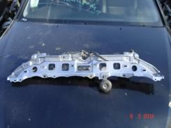 Планка радиатора. Toyota Ractis, NCP100 Двигатель 1NZFE