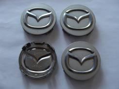 """Центральные колпачки Mazda (original). Диаметр 16"""", 4 шт."""