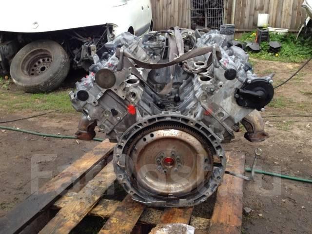 контрактный двигатель мерседес мл 350