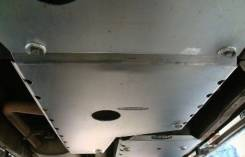Защита раздаточной коробки. Nissan Navara
