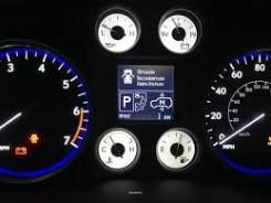 Панель приборов. Lexus LX570