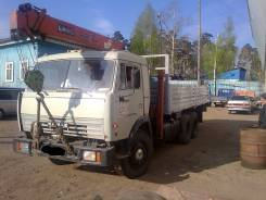 Камаз 53215. , 2003 г. в., 10 850 куб. см., 10 000 кг.