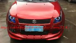 Обвес кузова аэродинамический. Suzuki Swift. Под заказ