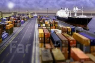 Полное экспедирование грузов, таможенные и ветеринарные досмотры.