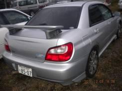 Вставка багажника. Subaru Impreza, GD3, GDA, GD2, GDB, GD9, GD