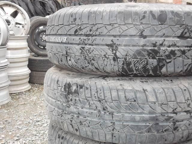 Michelin 4x4 Diamaris. Летние, 2008 год, износ: 10%, 3 шт