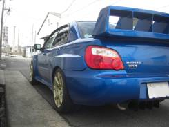 Расширитель крыла. Subaru Impreza WRX STI