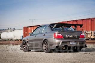 Диффузор. Subaru Impreza WRX STI