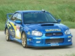 Бампер. Subaru Impreza WRX STI, GD, GDB Kia Combi Двигатели: D4DA, D4AL