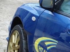 Крыло. Subaru Impreza WRX, GDB. Под заказ