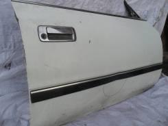 Дверь боковая. Toyota Mark II, GX81 Двигатель 1GGE