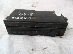 Блок управления климат-контролем. Toyota Mark II, GX81 Двигатель 1GGE