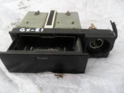 Пепельница. Toyota Mark II, GX81 Двигатель 1GGE