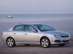 Радиатор охлаждения двигателя. Opel Signum Opel Vectra, C