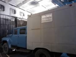 ЗИЛ 130. ЗИЛ130 (Вахтовка), 6 000 куб. см., 5 000 кг.