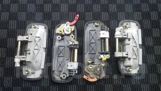 Накладка на ручку двери внутренняя. Toyota Aristo, JZS160, JZS161 Lexus GS300, JZS160 Двигатель 2JZGTE