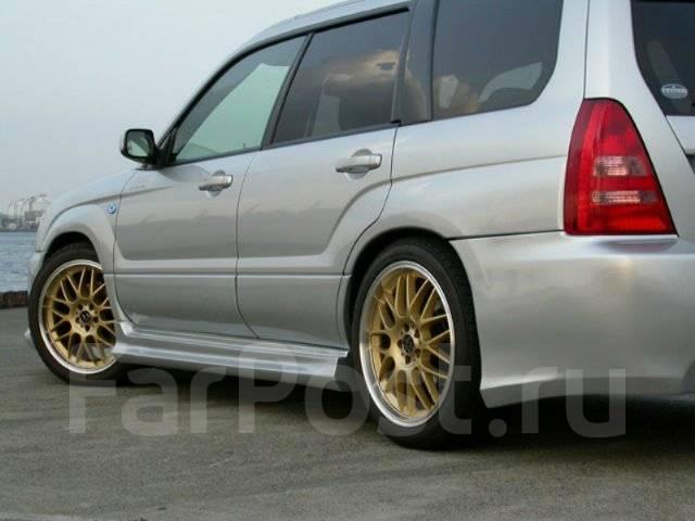 Бампер. Subaru Forester, SG5, SG9, SG9L