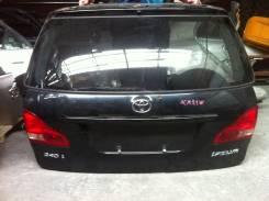 Дверь багажника. Toyota Ipsum, ACM21W, ACM21