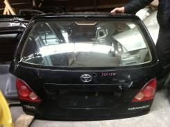 Дверь багажника. Toyota Harrier, SXU15
