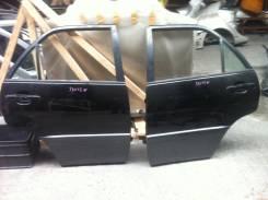 Дверь багажника. Toyota Harrier, SXU15W, SXU15