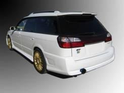 Обвес кузова аэродинамический. Subaru Legacy, BH9, BHC, BH5, BHE