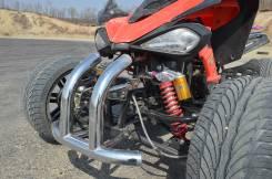 Шоссейный квадроцикл 250куб. см., 2016. исправен, есть птс, без пробега. Под заказ