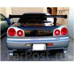 Крышка багажника. Nissan GT-R, Coupe Nissan Skyline