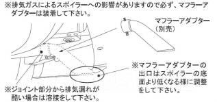 Обвес кузова аэродинамический. Toyota Land Cruiser Prado, GDJ150W, TRJ150W, TRJ150, GRJ150L, GRJ150, GRJ150W, GDJ150L, KDJ150L Двигатели: 1GDFTV, 2TRF...
