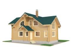 Проектирование домов из профилированного бруса и бревна.
