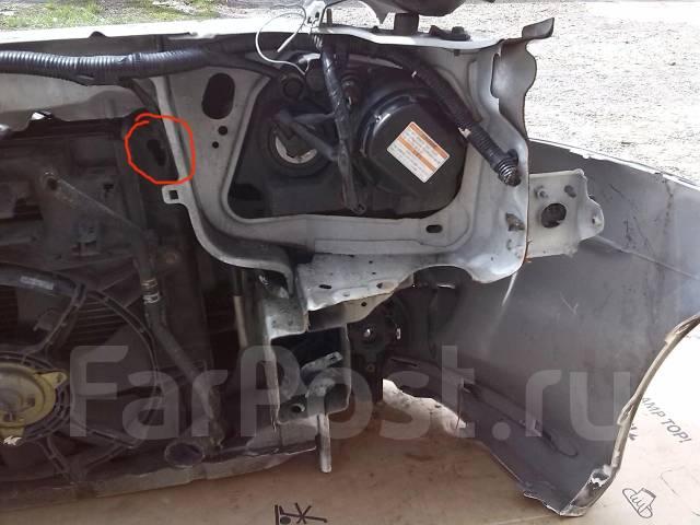 Ноускат. Mazda MPV, LW3W
