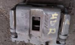 Суппорт тормозной. Honda Civic, 4D