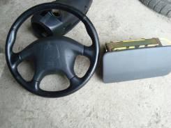 Подушка безопасности. Mitsubishi Pajero