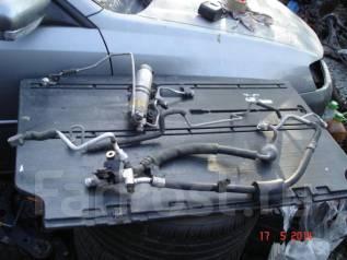Трубка кондиционера. Toyota Crown, JZS145 Двигатель 2JZGE