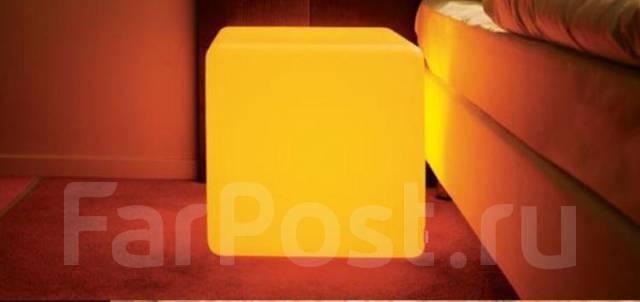 LED - Куб (водонепроницаемый/ударостойкий/дистанционное управление)