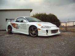 Обвес кузова аэродинамический. Mitsubishi Eclipse. Под заказ