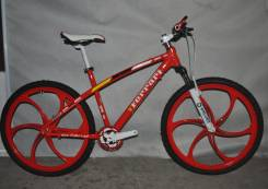 Продам дорожные велосипеды на литье Ferrari