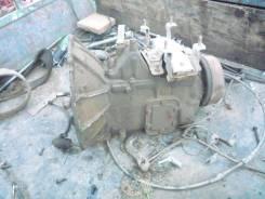 Механическая коробка переключения передач. Isuzu Elf, NPR59 Двигатель 4BD1