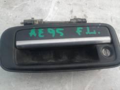 Ручка двери внешняя. Toyota Sprinter Carib, AE95
