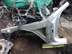 Лонжерон. BMW 5-Series, E39, 39 Двигатель 54